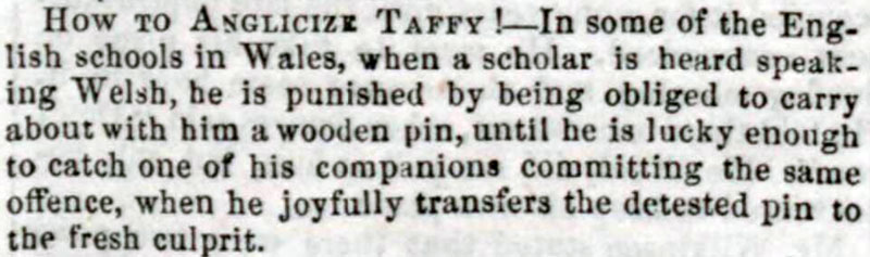 Leicestershire Mercury. November 27, 1847